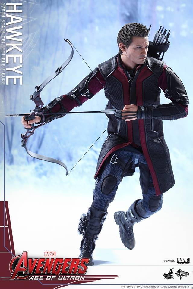 Hot Toys - AoU Hawkeye 0005.jpg